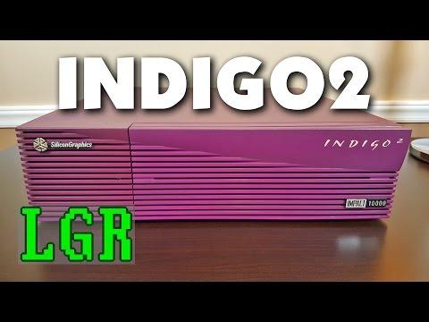 LGR - SGI Indigo2 Computer System Review
