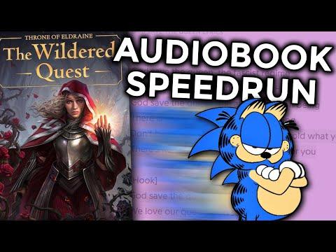 The Wildered Quest In 16 Minutes   Audiobook Speedrun   Spice 8 Rack