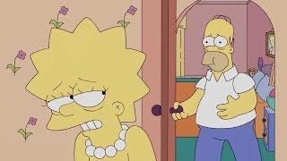 The Simpsons - HOMER GETS FOOD POISONING!