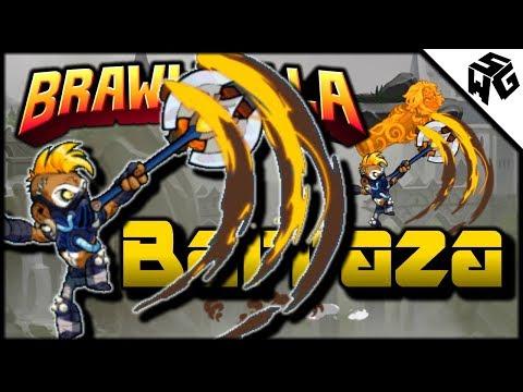 Diamond Ranked Barraza 1v1's - Brawlhalla Gameplay :: A Barraza Ditto?