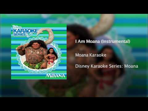 I Am Moana (Instrumental)