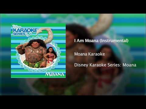 I Am Moana (Instrumental)