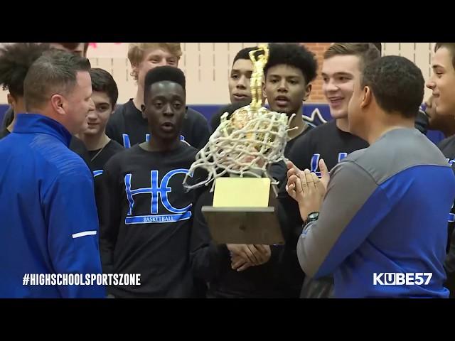 Team of the Week - Houston Christian Basketball Social