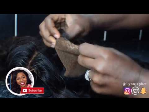 HOW TO REMOVE GLUE RESIDUE/GUNK FROM YOUR LACE FRONTALS OR CLOSURES