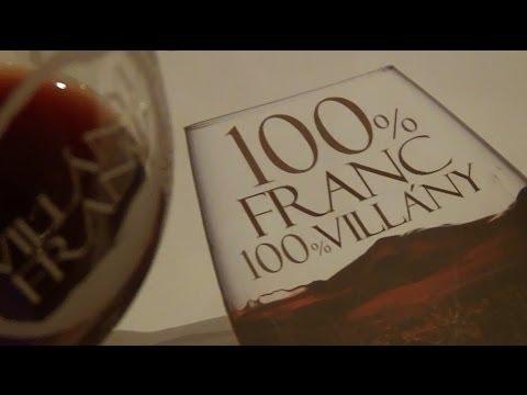 100% franc 100% Villány - Miért épp a cabernet franc?