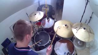 Muse - Assassin (Drum Cover)