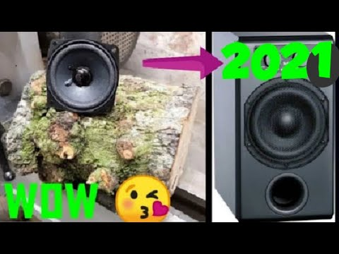 Amazing transformation of wood into a sub woofer |DIY|KADIO VLOGS/ MUST WATCH😘