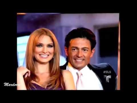 Fernando Colunga y Blanca Soto , Beso de despedida en el aeropuerto