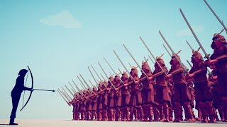 VOID ARCHER vs 50x EVERY UNIT - Totally Accurate Battle Simulator TABS
