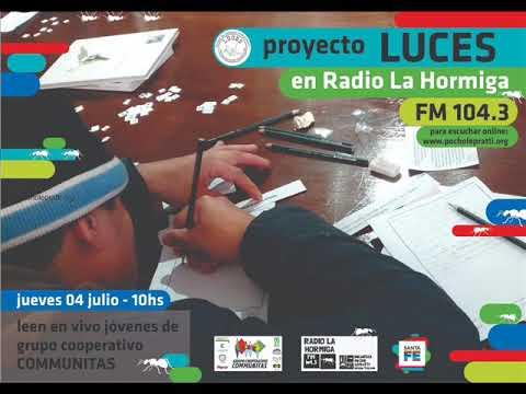 Proyecto Luces En Radioteca- Julio I.