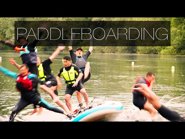 Introduction to Paddleboarding [Milton Country Park] - In the Zone
