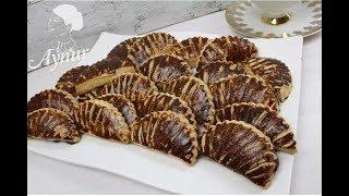 Sezonun  en bomba kurabiye tarifi I pastane usulü Yelpaze kurabiyesi I kekse