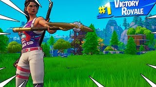 New WORLD WARRIOR Skin Gameplay In Fortnite Battle Royale..