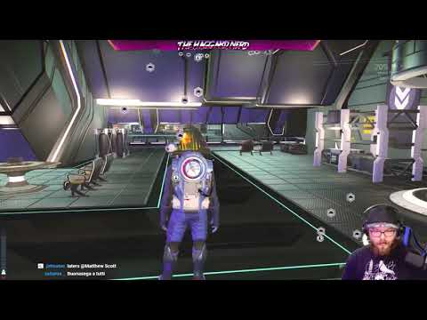 Hello Lt. Ravage! | No Man's Sky | Replay