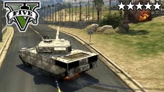 GTA 5 Online Military Base Survival Livestream - GTA V Crew