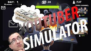 Lets Play Simulator 2016 Ep. 1: Simulador para ser Youtuber Famoso