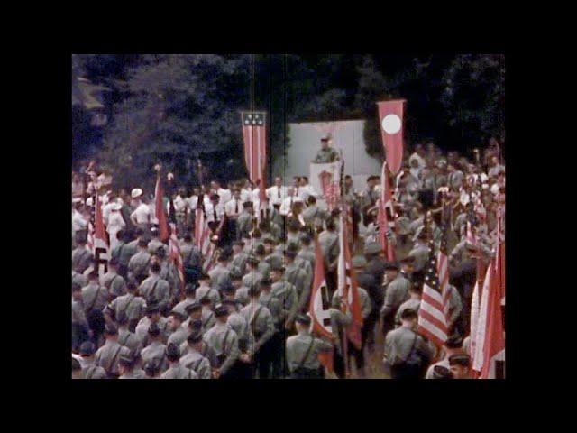 American Nazis - The German American Bund