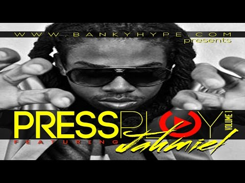 Jahmiel - Press Play Vol 1 (Mixed By Banky Hype) 2016