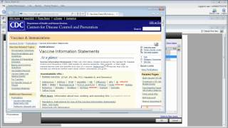 A training video covering the mtbc ehr's immunizations module. immunization tab allows you to document or vaccinations for your patients. •...