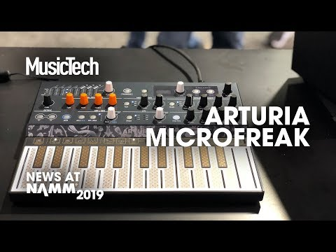 NAMM 2019: Eight best synths, samplers and hardware instruments