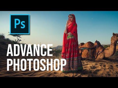 Advance Photoshop CC 2019 Manipulation Tutorial    Arunz Creation
