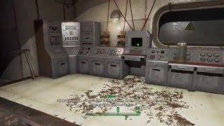 Fallout 4 108 - Лаборатория Кембридж Полимер