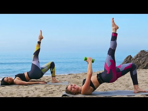30 Min Pilates with Weights & Cardio