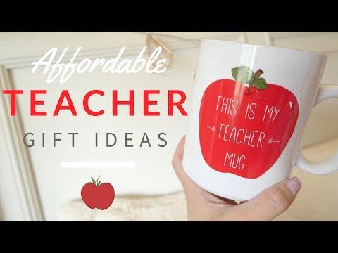 �� TEACHER GIFT IDEAS �� | End of Year