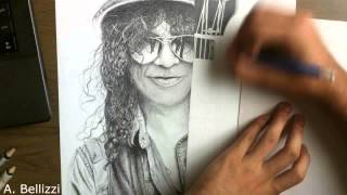 Speed Drawing #16 - Slash
