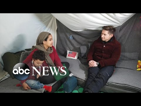 Captured ISIS members speak to ABC's James Longman after the fall of the caliphate