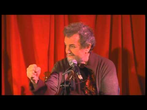 Andy Irvine with Rens van der Zalm - At Candelo Hall 2011 (ABCLocalOnline)