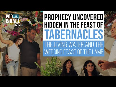 Prophecies Of End Times Events And The Work Of Our Messiah In The Feast Of Tabernacles