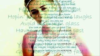 Mirror- Miley Cyrus (Lyrics)