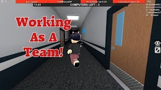 I Think They Wanted To Troll Me- Roblox Flee