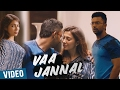 Koditta Idangalai Nirappuga | Vaa Jannal Video Song | Shanthanu | Rban | Sathya