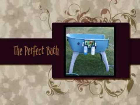 The Perfect Bath animal bathing system