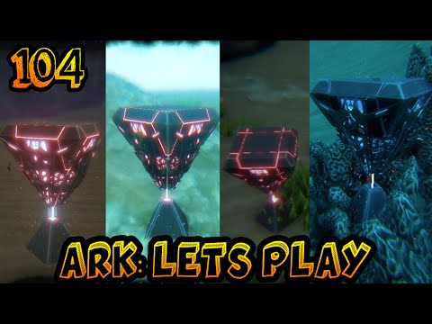 ARK: Survival Evolved S3 Ep 104 | FOUR DEEP SEA CRATES?!
