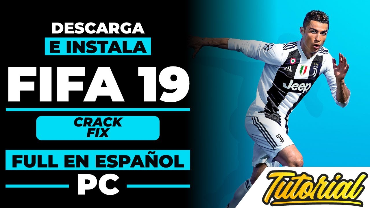Descargar E Instalar Fifa 19 Full En Español Para Pc Youtube