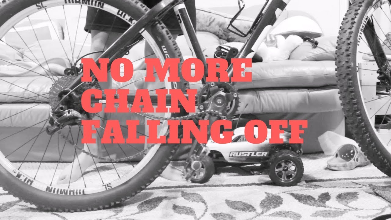 Why Does The Chain Keep Slipping Your Mountain Bike Guide