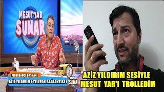 STAR TV CANLI YAYINI AZİZ YILDIRIM SESİYLE TROLLEDİM !