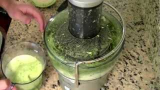 Cabbage Patch Kids Juicing Recipe