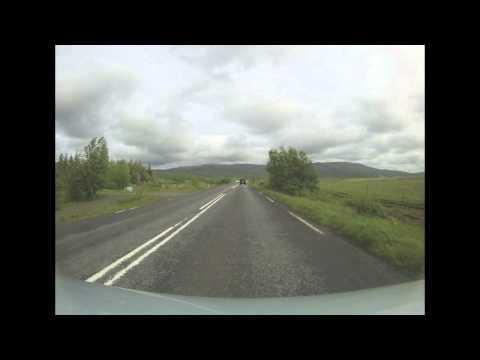 Iceland road trip - Reykjavik to Vik