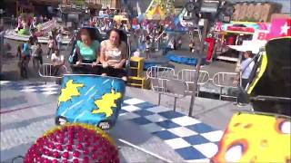 Mělnické vinobraní 2018- BREAK DANCE ZA JÍZDY / BREAK DANCE ON-RIDE