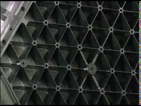 James Webb Space Telescope:  Mirror Blanks