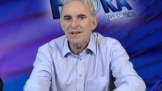 Amadeu Boroto em entrevista da semana Canal 26