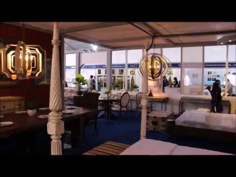 Vietnam International Furniture Home Accessories Fair 2017 Youtube