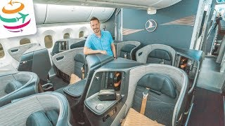 The new Turkish Airlines Business Class 787 on long-haul | GlobalTraveler.TV