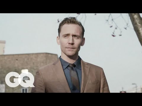 Tom Hiddleston Suits Up in This Season's Color (Brown) | GQ