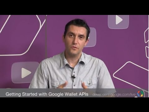 Getting Started with Google Wallet APIs