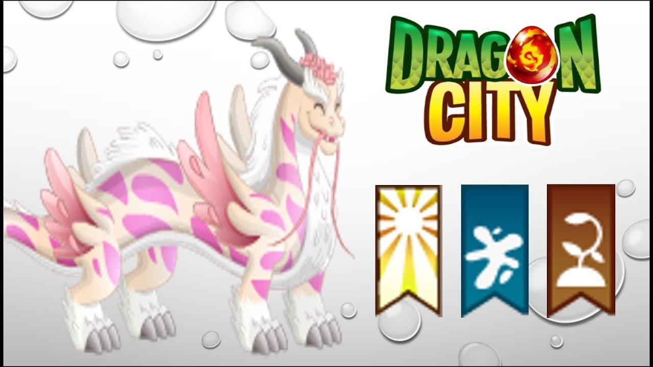 Dragon City Sakura Dragon